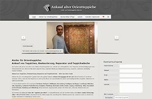 http://www.ankauf-orientteppich.de/ (altes Layout)